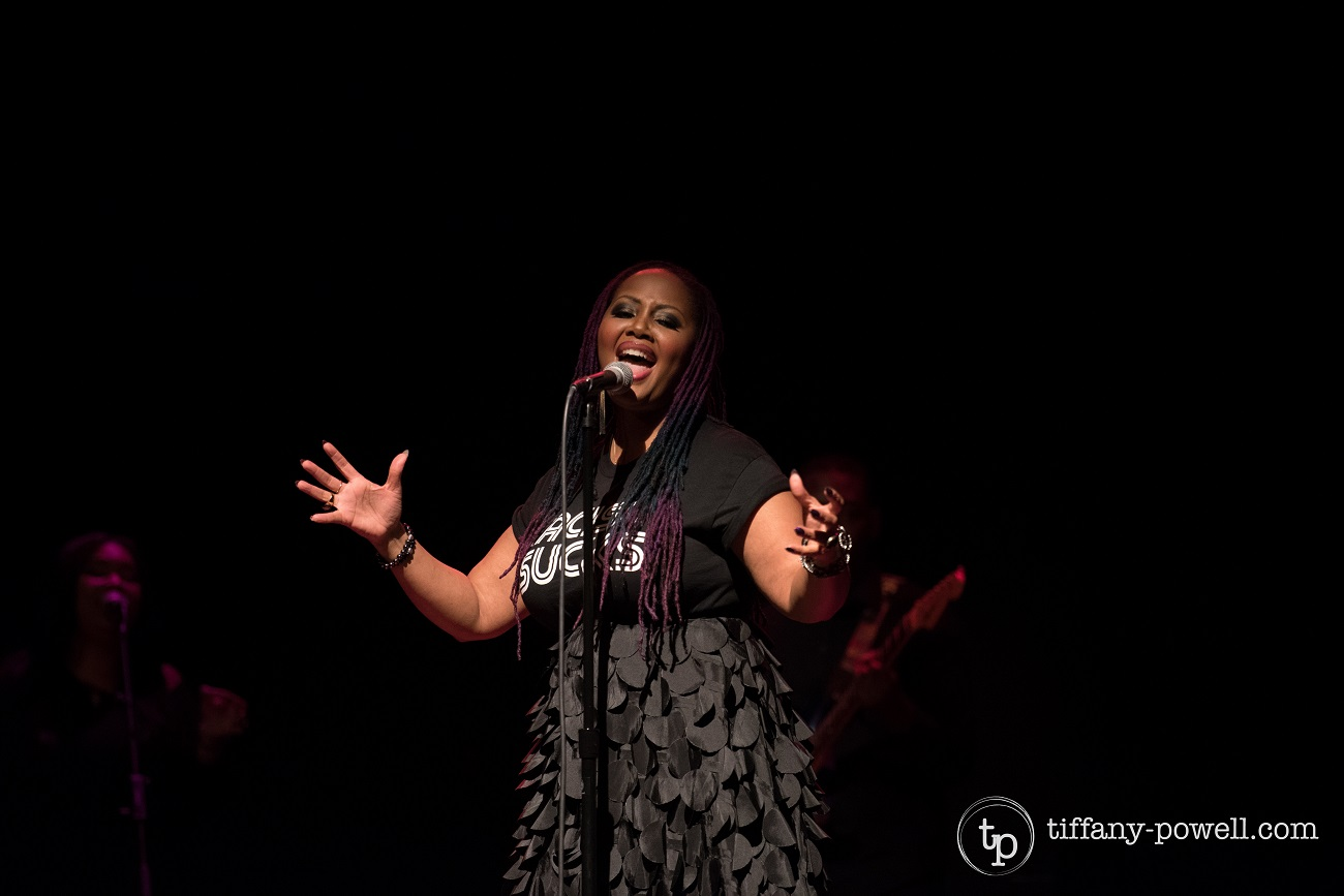 Lalah Hathaway @ Center Stage