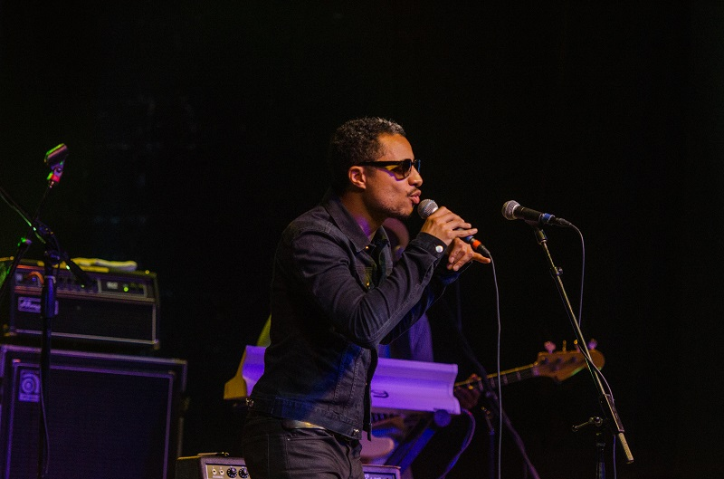 Jose James @ Variety Playhouse 2014