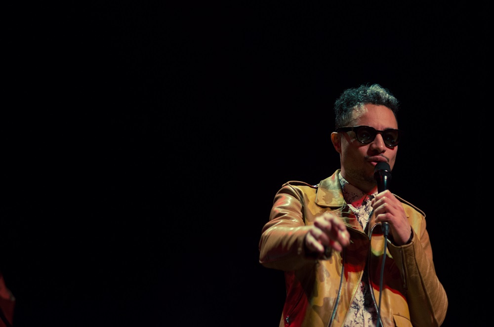 José James @ The Variety Playhouse 2015
