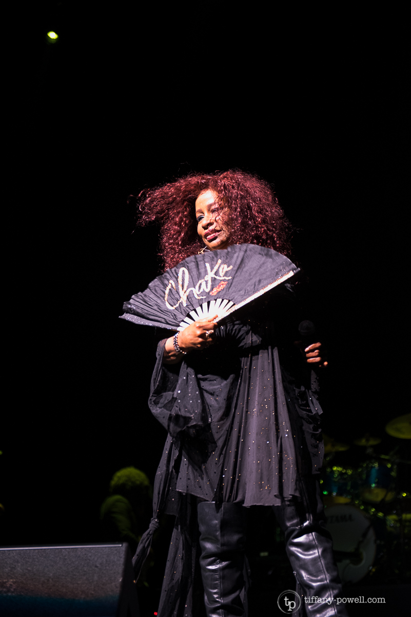 Chaka Khan @ Cobb Energy Performing Arts Centre 2016